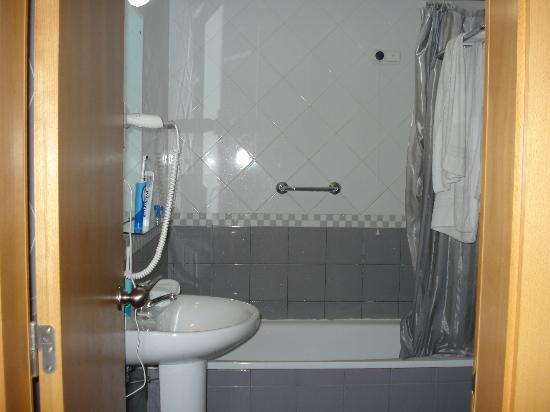 Hotel Italia: WC