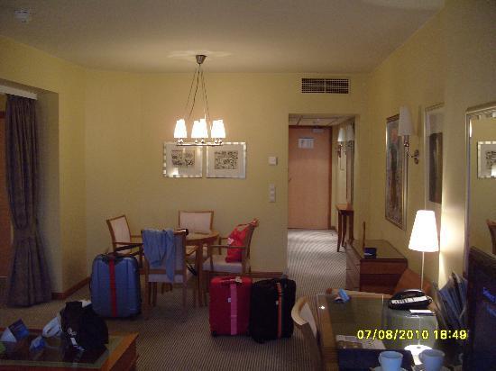 Radisson Blu Ridzene Hotel: Una parte della suite