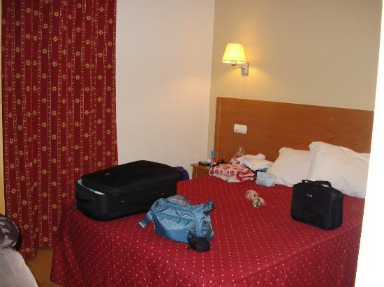 Hotel Italia: Quarto