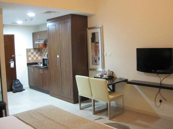 Pearl Marina Hotel Apartments: Camera