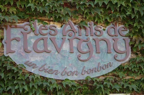 Burgundy on a Plate : Flavigny sur Ozerain