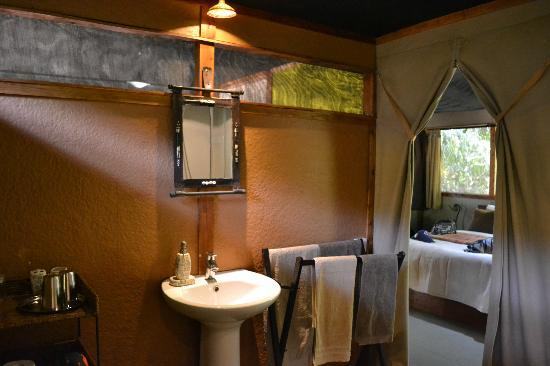 Murera Springs Eco Lodge: bagno