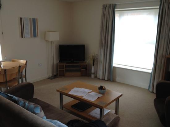 BEST WESTERN Banbury House Hotel: Wohnzimmer
