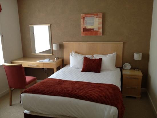 BEST WESTERN Banbury House Hotel: Schlafzimmer