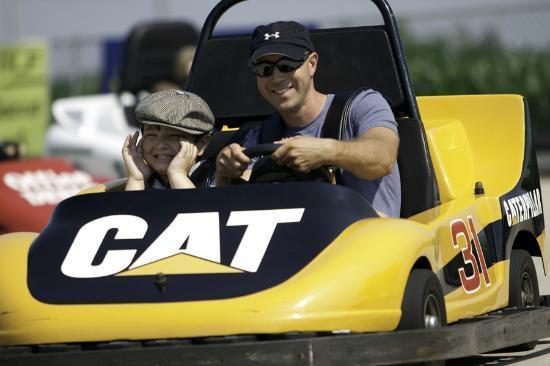 Adventure Sports in Hershey: Go-Karts