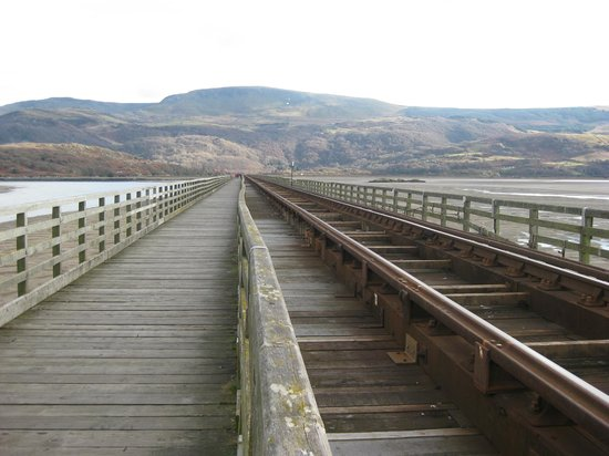 Frodsham, UK: Barmouth Bridge