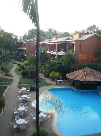 The Baga Marina: pool