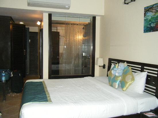 The Baga Marina: room