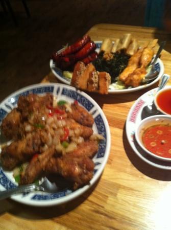 Michael Wan's Mandarin Cantonese Restaurant: starter
