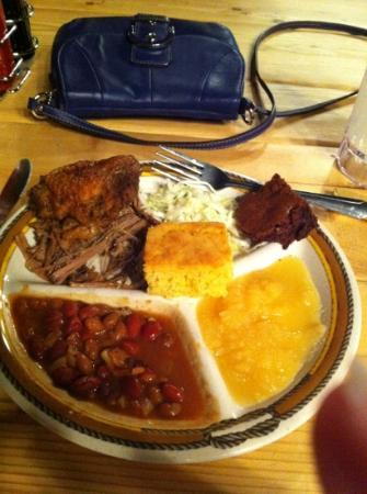 The Cody Cattle Company: yummy dinner