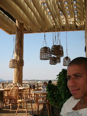 The Romanos Resort, Costa Navarino: Barbouni at the beach
