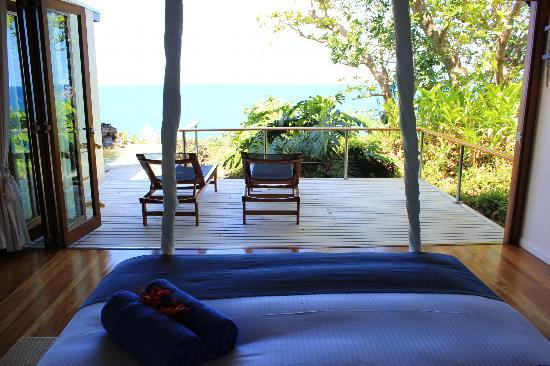 Royal Davui Island Resort, Fiji: Amazing views!