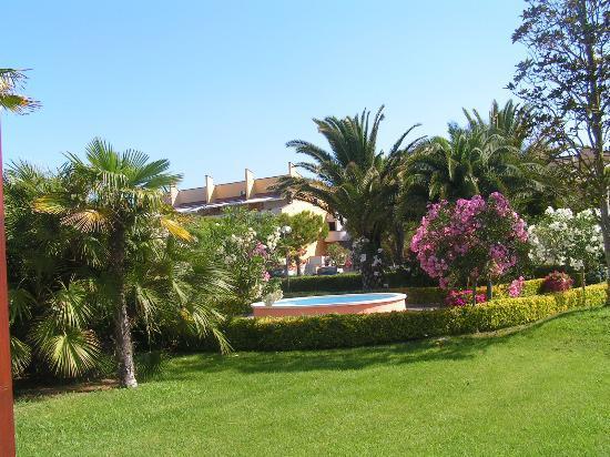 Centro Vacanze de Angelis: vista parco