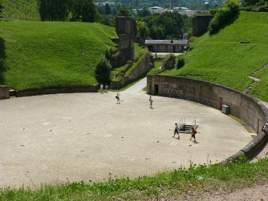 Amphitheater: View of Amphitheatre