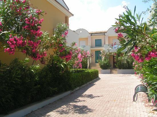 Centro Vacanze de Angelis: residence muratura