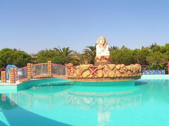 Centro Vacanze de Angelis: piscina