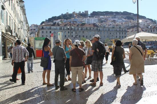 Inside Lisbon Tours : Lisbon Walking tour
