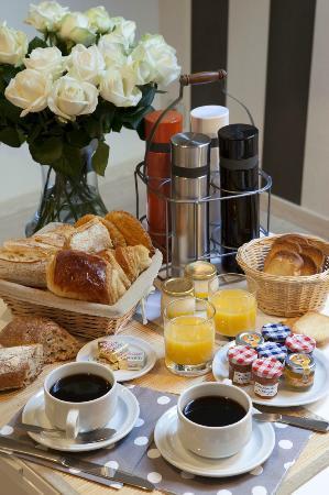 Vign'appart : Petit Déjeuner