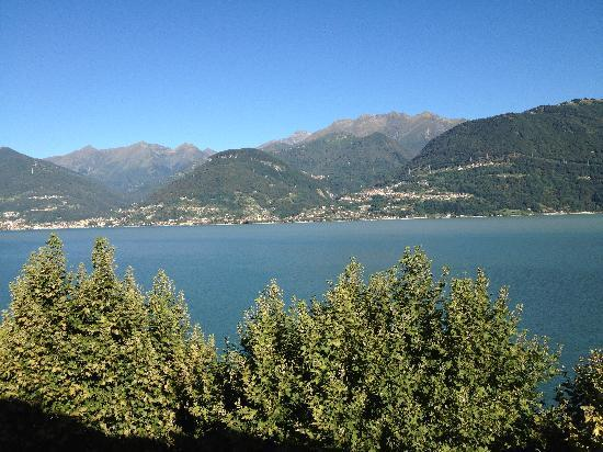 Hotel Risi: View from room