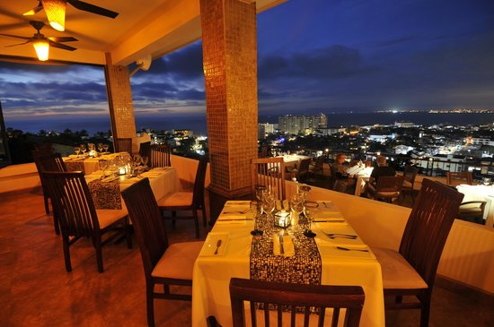 Vista Grill: The view is to die for!