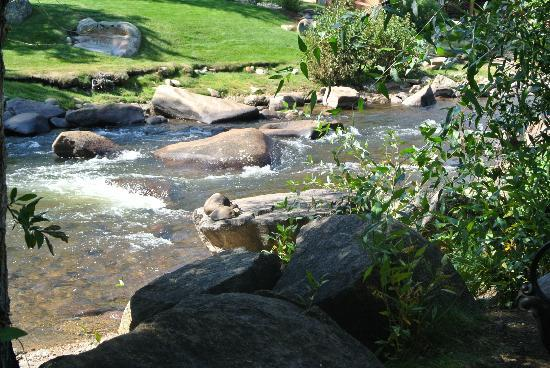 Brynwood on the River : View from Raging River