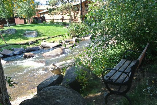 Brynwood on the River : River Bench