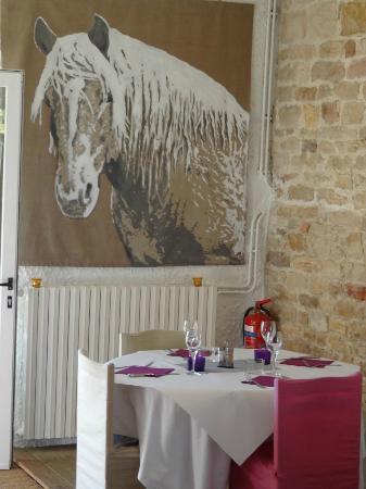 Jean de Saone : le restaurant