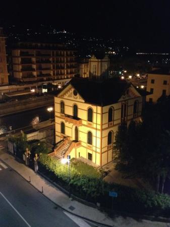 Hotel Stella: vista dalla terrazza dell'hotel