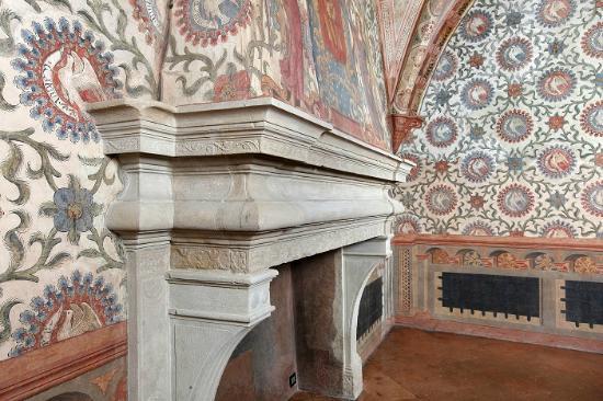Sala delle Colombe, Rocca di Vignola