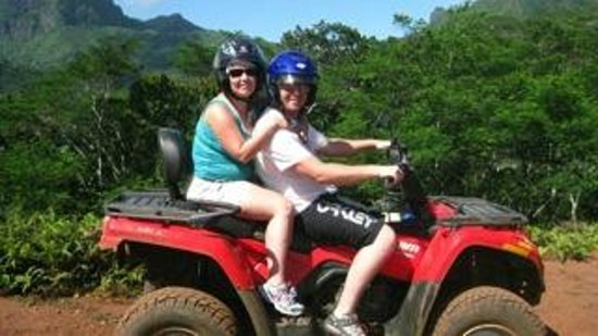 Albert ATV Fun Tours