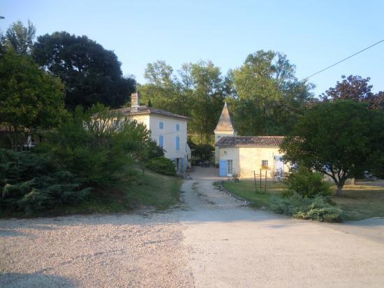 Le Moulin de la Grangere: Entrée