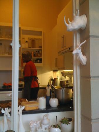 Blackheath Lodge: Kitchen