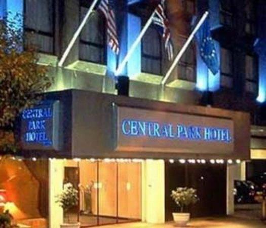Central Park Hotel : OTTIMA POSIZIONE