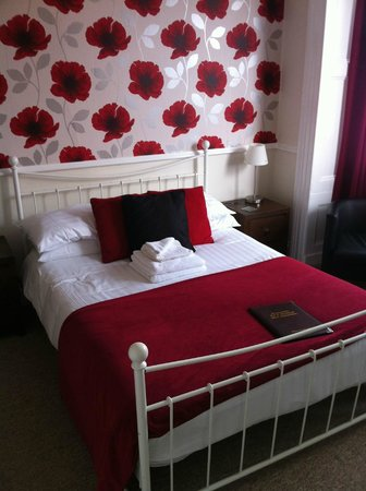 Beaconsfield B&B : The bedroom