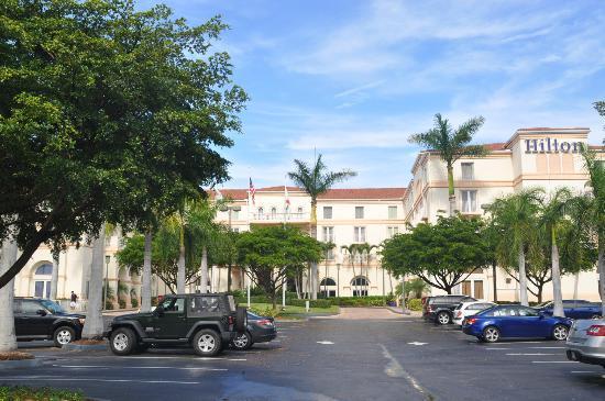Hilton Naples FL