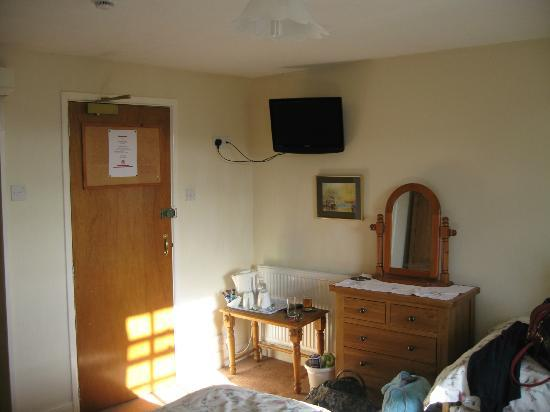 Wadham Guesthouse: Our room