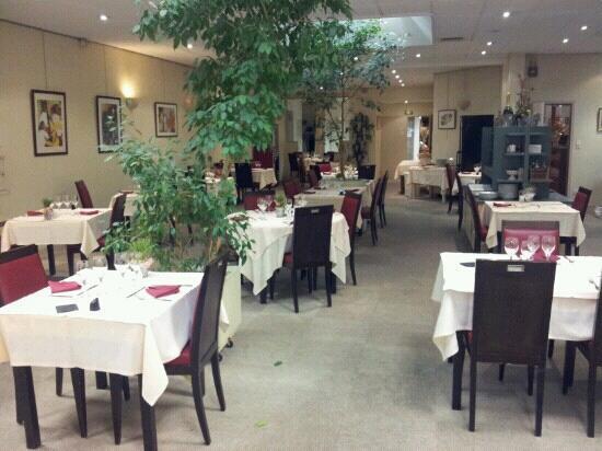 Hotel Restaurant Le Teinchurier : Un restaurant de grande classe