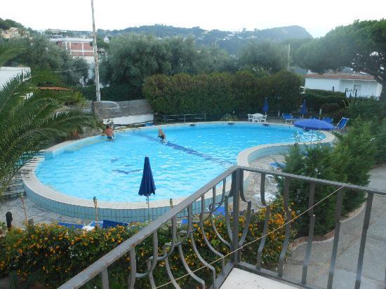Hotel Costa Citara: Dalla nostra camera