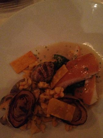 West Restaurant + Bar: Sablefish- rich and smoky flavor
