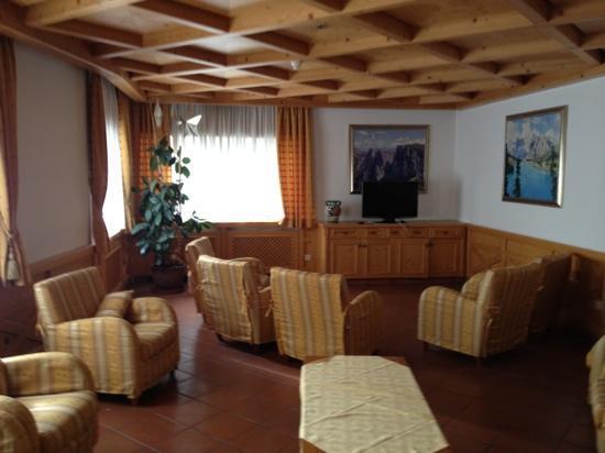 Hotel Capriolo Rehbock: sala interna