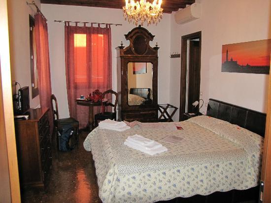 Bed and Breakfast You and Me: The Carmen Room