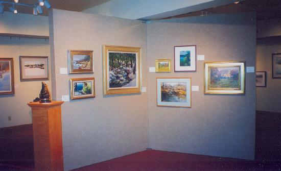 The Bennington Center for the Arts: One of our seven art galleries