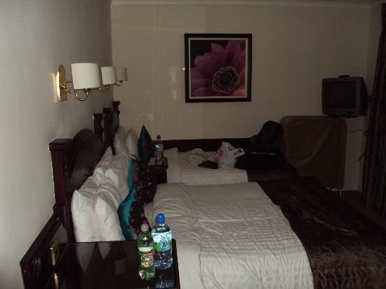 The Grand Hotel Tralee: Room Interior
