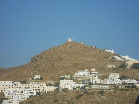 Villa Maria: La vista dalla camera