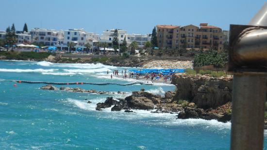 Fig Tree Bay : nice view figtree bay