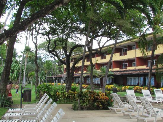 Hotel Tamarindo Diria: ocean view rooms