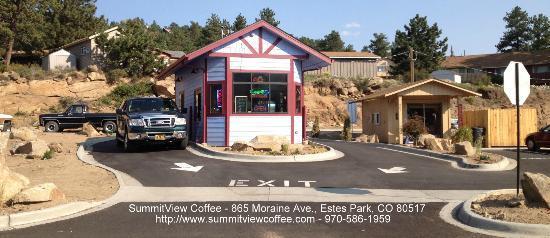 SummitView Coffee: SummitView Drive-Thru