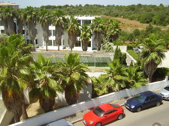 OLA Aparthotel Cecilia: Amphitheater