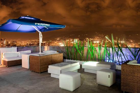 Foto De Art Hotel Boutique Medell N Vista Terraza Fiesta