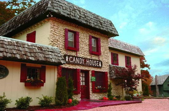 Joplin, MO: The Historic Candy House - Redings Mill, MO